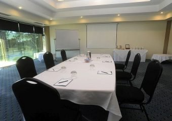 A typical training room