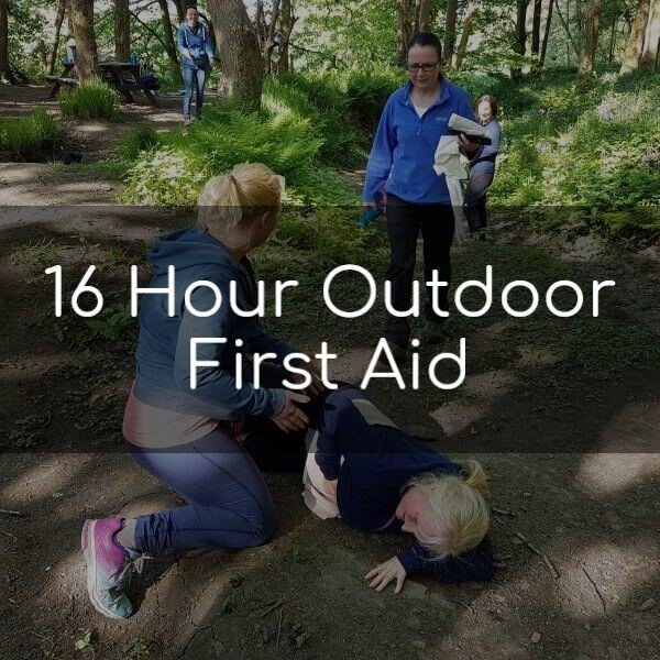 16 hour outdoor first aid