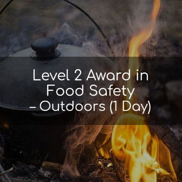 1 Day Outdoor Food Safety