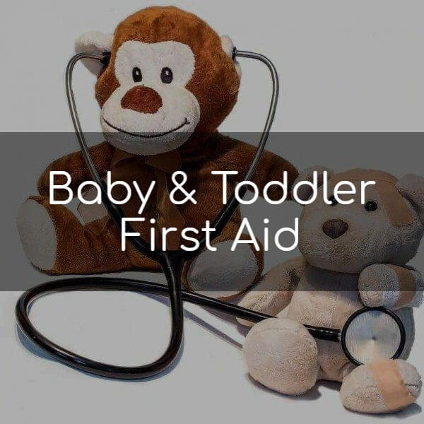 Baby & Toddler First Aid