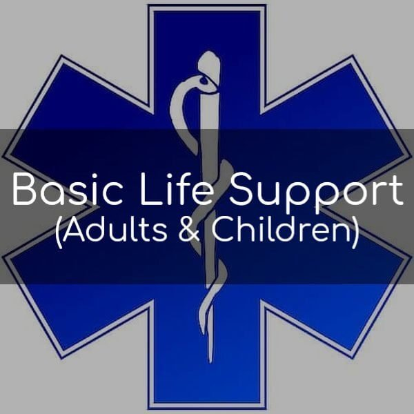 Basic Life Support Course (Adults & Children)