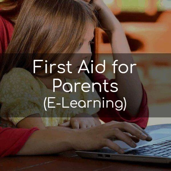 First Aid for Parents Course E-Learning