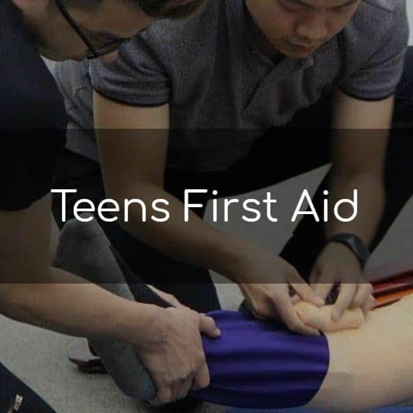 Teens First Aid