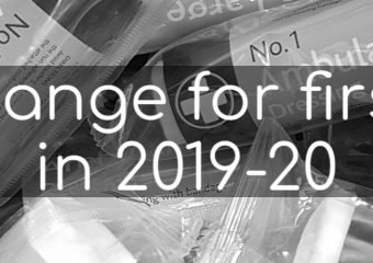 All change for workplace first aid kits in 2019-20!
