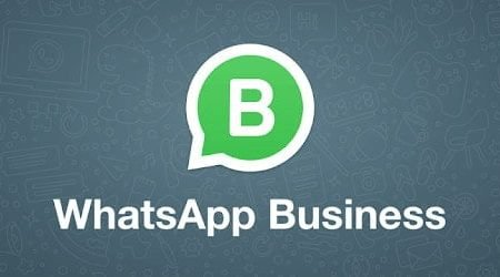 A new way to contact us with WhatsApp Business
