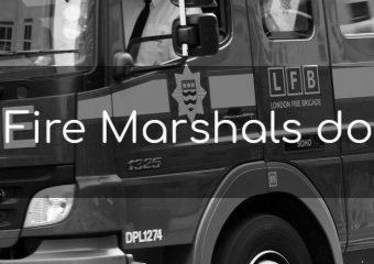 Fire Safety Series – How many Fire Marshals do you need?