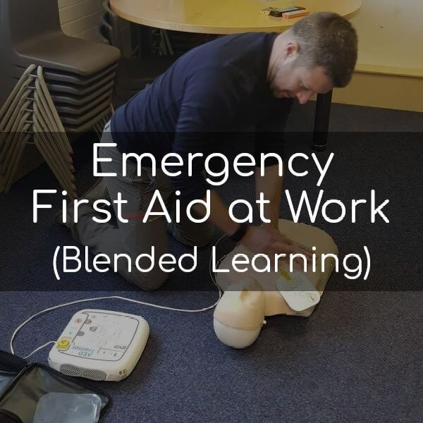 Emergency First Aid at Work (Blended Learning)