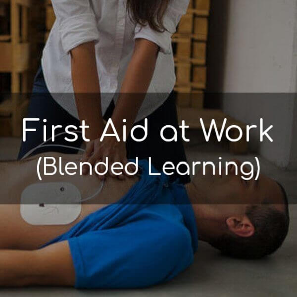 First Aid at Work (Blended Learning)