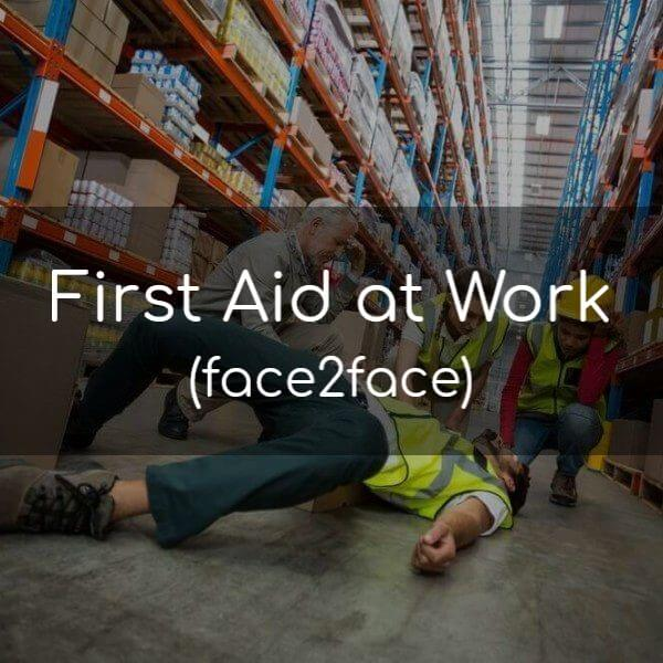 First Aid at Work (face2face)