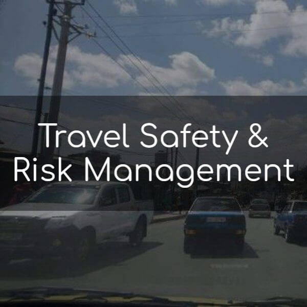 Travel Safety & Risk Management