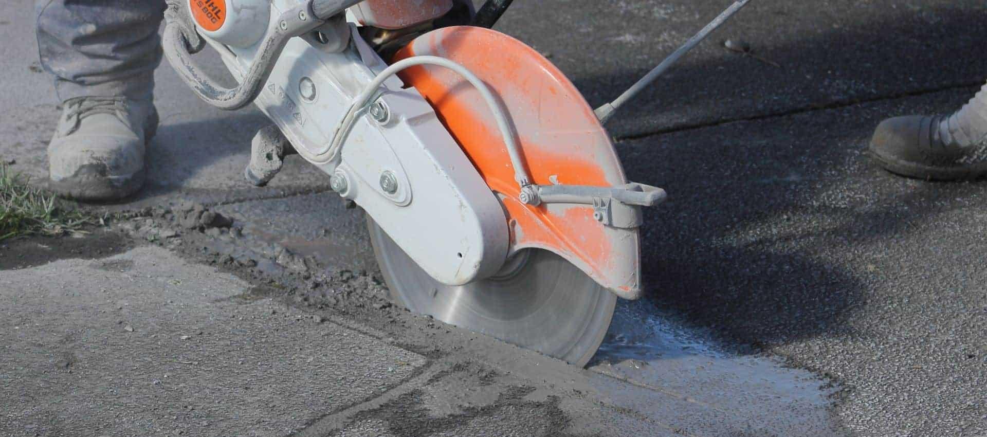 Abrasive Wheel - Concrete Saw