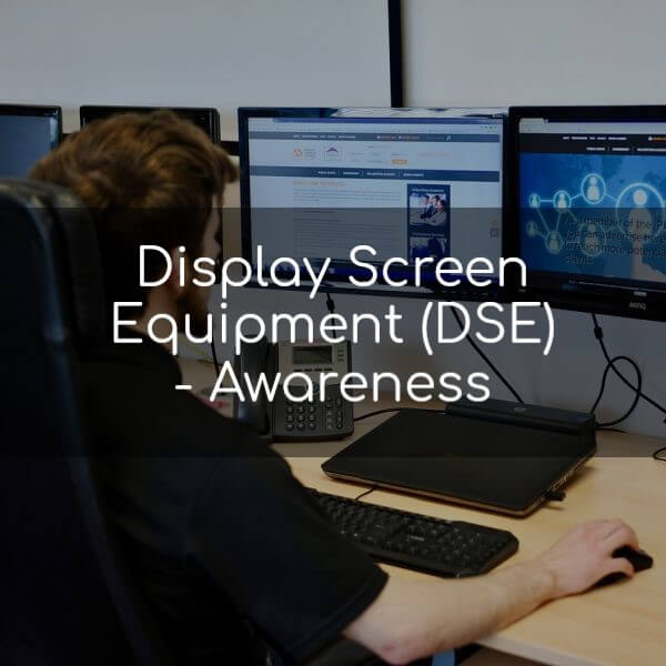 Display Screen Equipment - Awareness