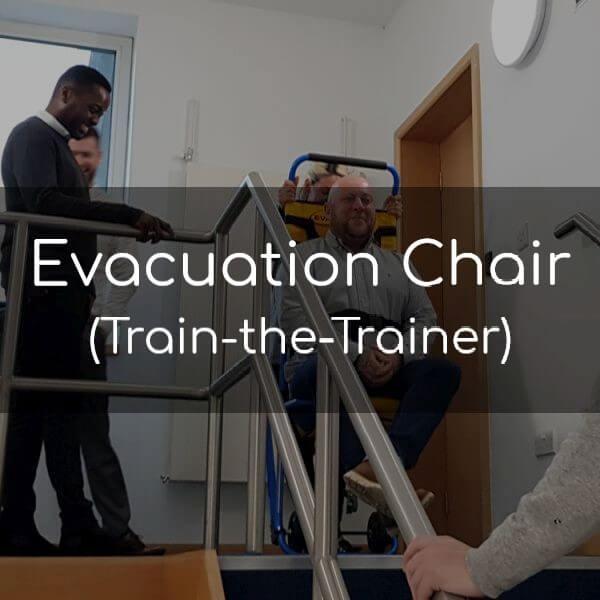 Evacuation Chair Train-the-Trainer