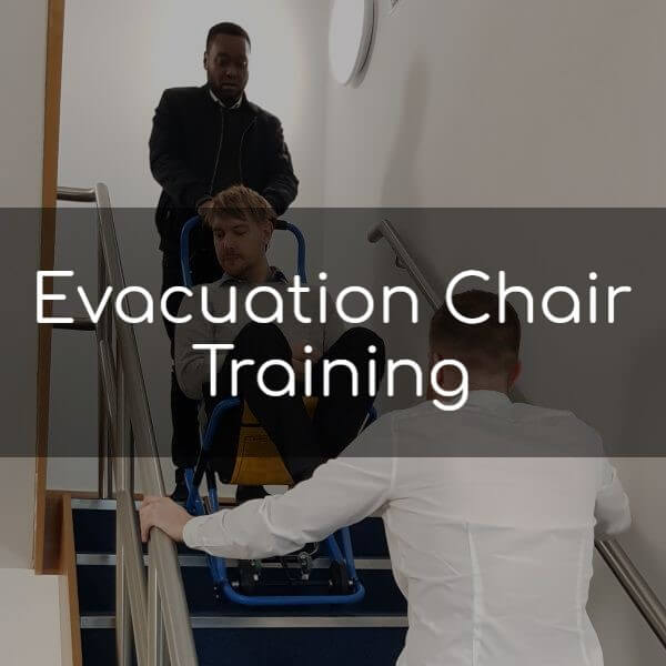 Evacuation Chair Training