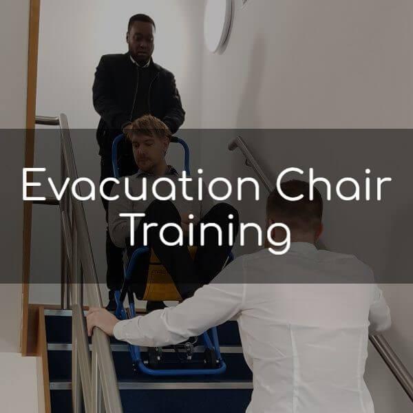 Evacuation Chair Training