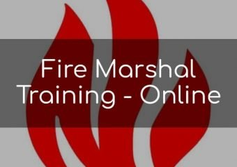 Fire Marshal Training Online (e-learning)