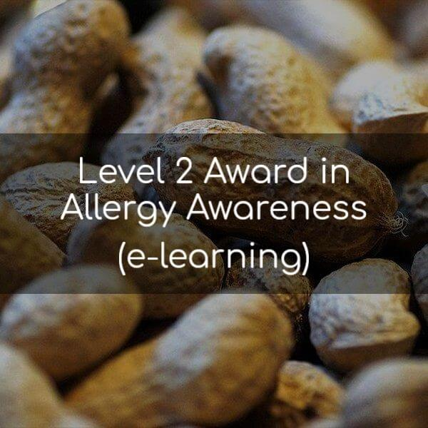 Level 2 Award in Allergy Awareness