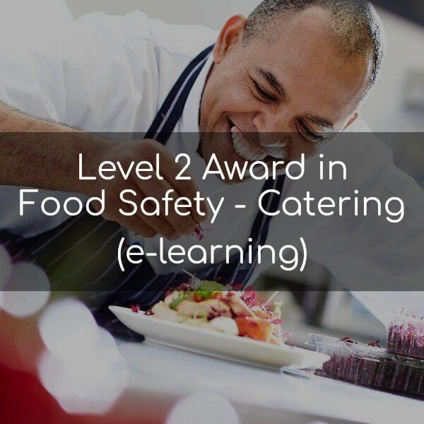 Level 2 Award in Food Safety for Catering
