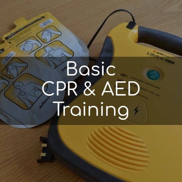 Basic CPR & AED Training