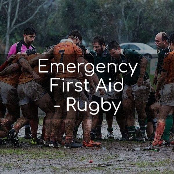Emergency First Aid for Rugby