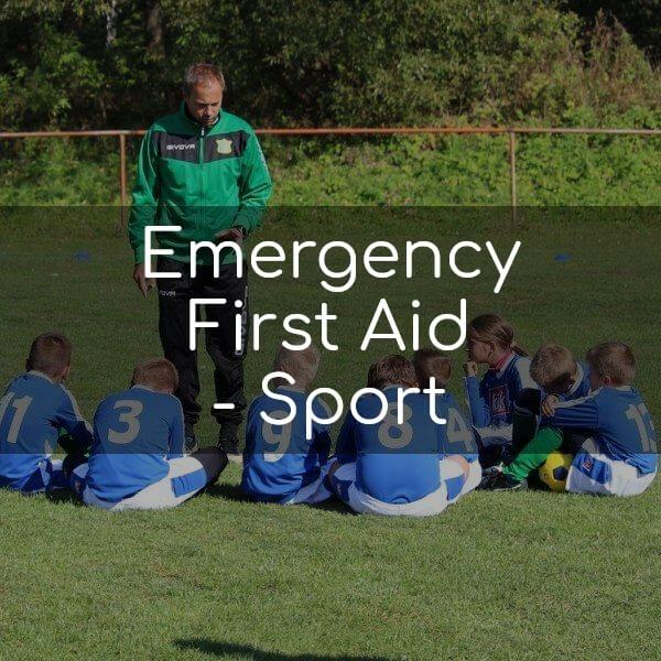 Emergency First Aid for Sport