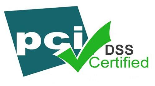 PCI-DSS Compliance Certified