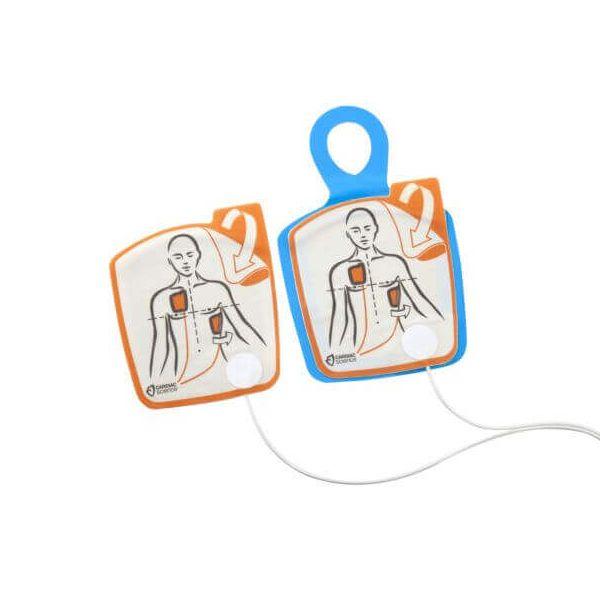 Cardiac Science Powerheart G5 pads - Adult
