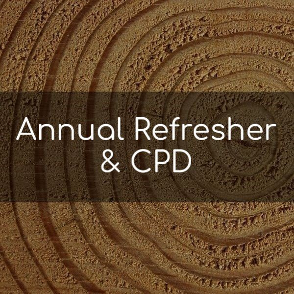 Annual Refresher & CPD Courses
