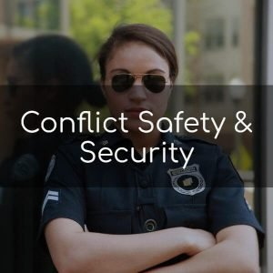 Conflict Safety & Security Courses