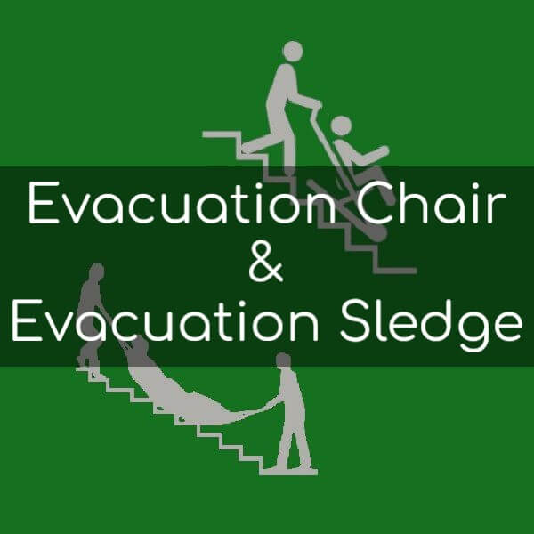 Evacuation Chair & Sledge Training