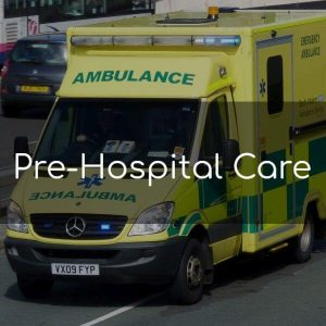 Pre-Hospital Care Courses