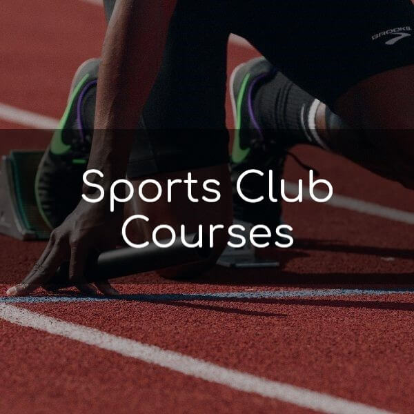 Sports Club Courses