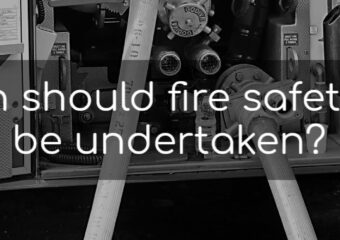 Fire Safety Series – How often should fire safety training be undertaken?