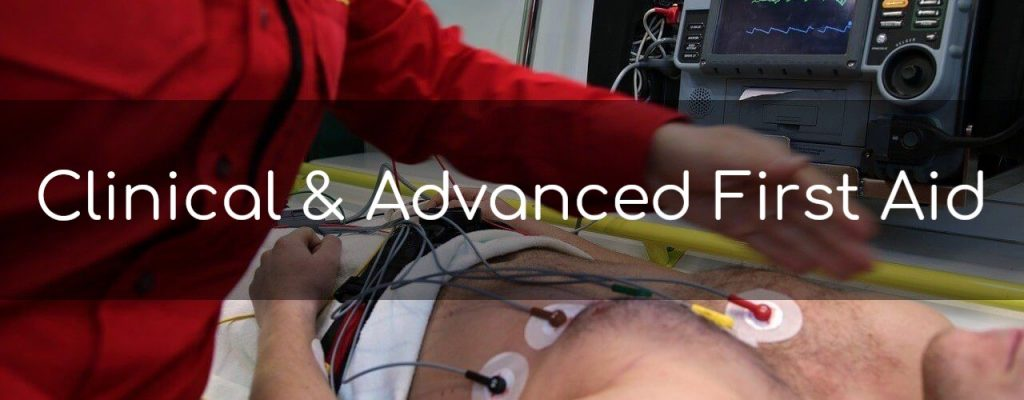 Clinical and Advanced First Aid Courses