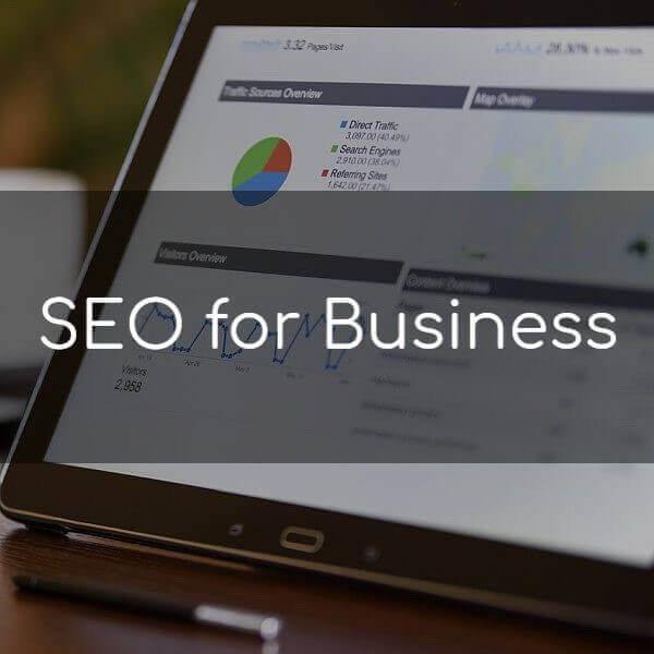 Search Engine Optimisation for Business