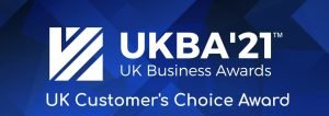 Please vote for me; I'm entered into the UKBA Customer Choice Awards